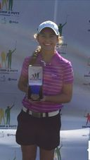 PCA 9th Grader, Julia Gregg qualified to compete in the National PGA Drive Chip and Putt competition