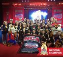 Congratulations to our Competitive Cheer for winning NCA National Championship!