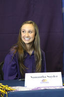 PCA Honors Volleyball Senior on National Signing Day
