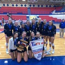 PCA Volleyball Wins State Plus TAPPS Recognizes Several PCA Athletes