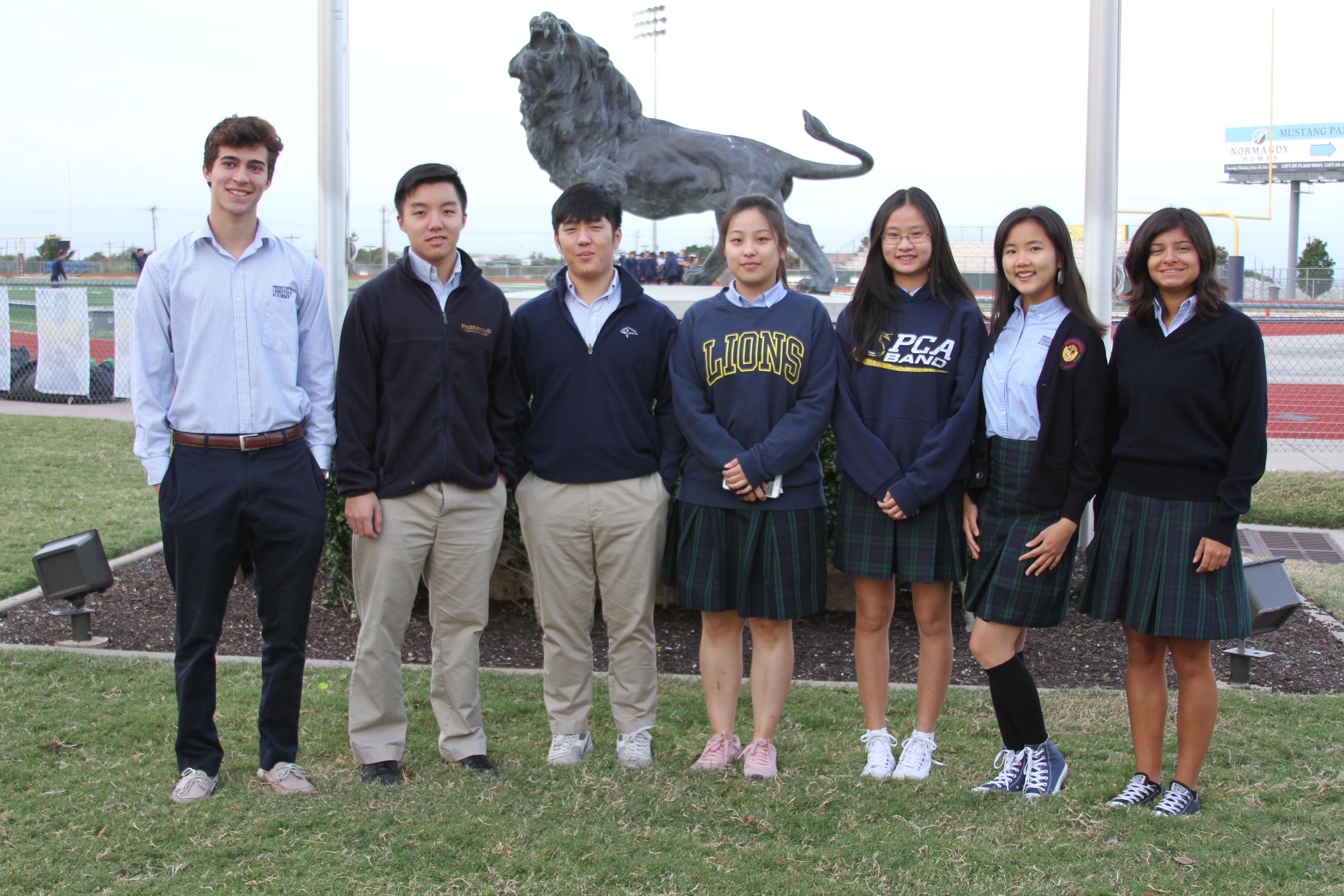 International Student Program - Prestonwood Christian Academy