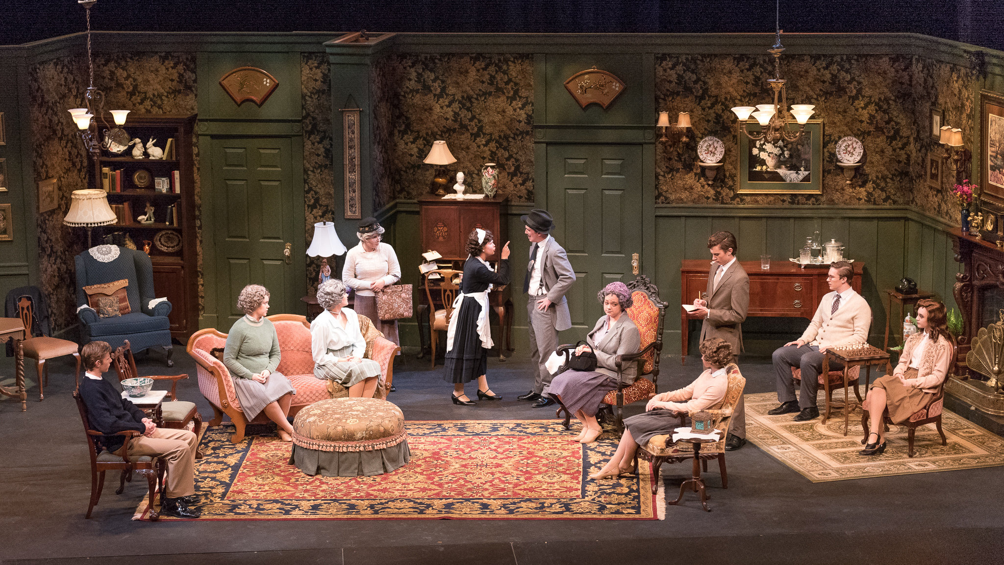 Theatre Prestonwood Christian Academy